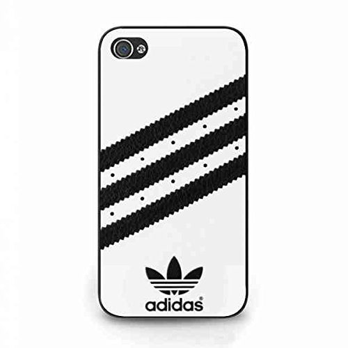Adidas Logo Sports Brand Collection Custodia Case for iPhone 4/iPhone 4S Adidas Logo Sports Brand Fashion Cover