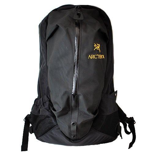 [アークテリクス]ARC'TERYX 6029 ARRO22 アロー22 リュックサック バックパック BACKPACK BLACK ブラック [並行輸入品]