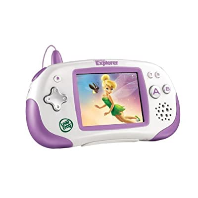 Leapfrog Leapster Explorer Learning Console (Pink)