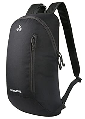 Mangrove Outdoor Small Mini Backpack Daypack Bookbags 10L-Ship From USA by Mangrove