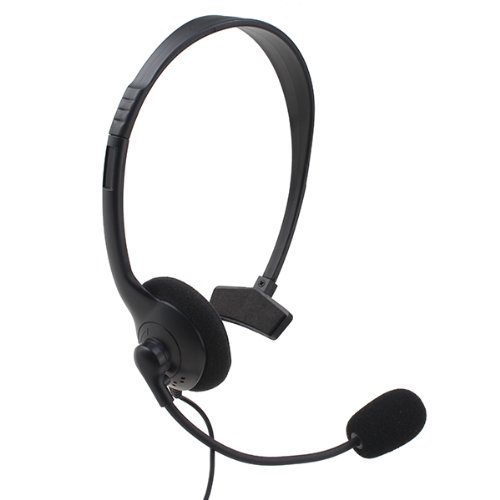 AGPtek® Chat Headset With MIC for PlayStation 4