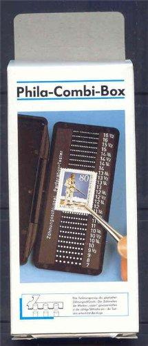 Lindner Stamp Collecting Perforation Gauge Phila-Combi - Revolutionary #2099