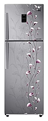 Samsung RT34K3983SZ/HL Frost Free Freezer-on-Top Free-Standing Refrigerator (318 Ltrs, 3 Star Rating, Tender Lily...