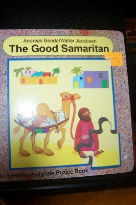The Good Samaritan: An Eerdmans Jigsaw Puzzle Book, Benda, Andreas; Jacobsen, Walter