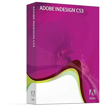 Adobe Indesign CS3 Upgrade from Pagemaker [Old Version]