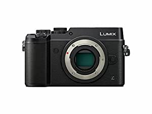 Panasonic LUMIX DMC GX8KBODY DSLM Mirrorless 4K Camera Body Only, Dual Image Stabilization  Black  available at Amazon for Rs.135829