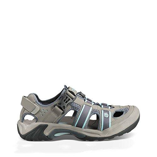 Teva Women's Omnium Sandal,Slate,9 M US