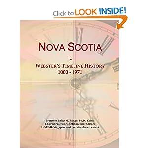 Nova Scotia Timeline | RM.