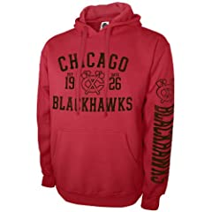 NHL Chicago Blackhawks Pullover Hood by NHL