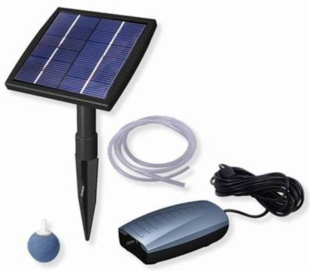 Powerbee Perfect Pond Solar Power Pond Oxygenator For Small To Medium Ponds
