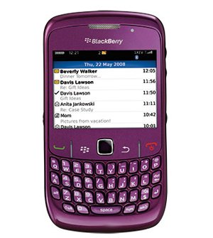 RIM BlackBerry Curve 2 8530, Dark Purple (Sprint) CDMA - No Contract Required