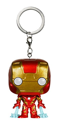 Funko 018481 Pocket Pop Avengers Age Of Ultron: Iron Man Portachiavi