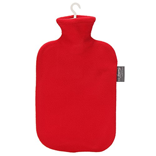 Fashyファシー 湯たん Fleece cover with hot water bottle2.0Lフリースカバー付き42145.5cranberryクランベリー6530 42