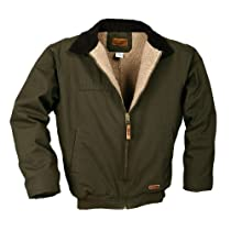 Five Rock Sherpa Lined Jacket in Bark XL