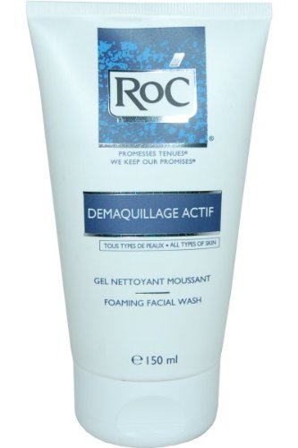 Cleansing by RoC® Foaming Facial Wash 150ml