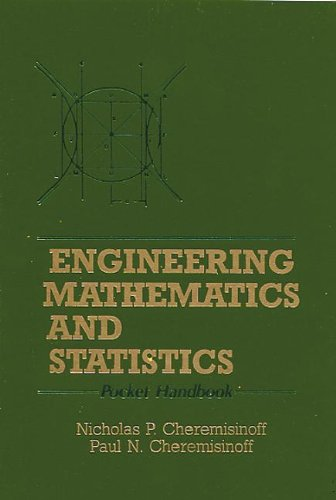 Engineering Mathematics and Statistics: Pocket Handbook