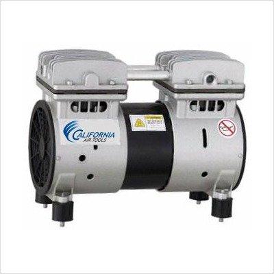 1 2 hp ultra quiet oil free air compressor pump motor for Air compressor pump and motor