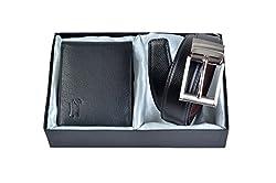 SCHARF Belt Wallet Combo Set CBW04B