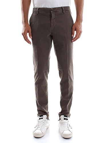MASON'S MILANO 9PN2A4663MH CHOCOLATE CHIP PANTALONE Uomo CHOCOLATE CHIP 48