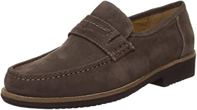 Sioux CHABRO 25292, Herren Mokassins, Braun (brown), EU 40.5 (UK 7)