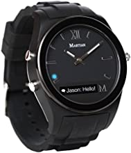 Martian Watches Notifier Smartwatch - Retail Packaging - Black