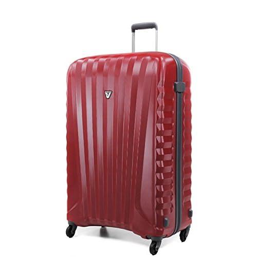 [ロンカート] RONCATO スーツケース 85L UNO ZIP ZSL 5072 ジッパータイプ カラー:レッド