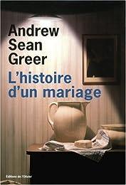 L' histoire d'un mariage
