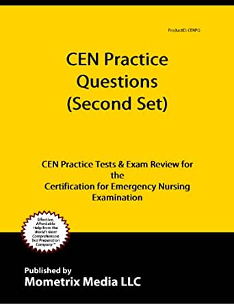 cen practice questions Our cen question bank 2018 includes - 25 ceu's, 1250+ cen practice questions & the most recent cen exam updates - 60, 75, & 90 day options - start today.
