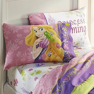 Tangled Reversible Pillowcase - 1