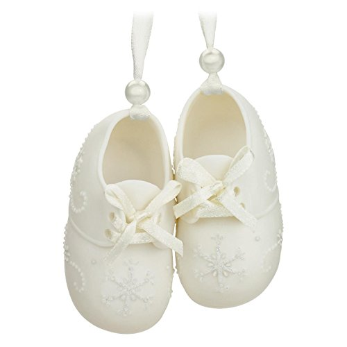 baby shoe ornaments - Hallmark Keepsake Baby's First 2016