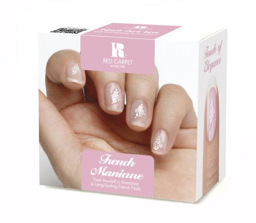 Red Carpet Manicure French Manicure Kit