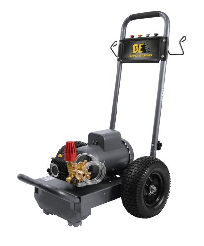 B E Pressure B153Ec Electric Powered Pressure Washer, 1500 Psi, 3 Gpm, 220V front-565769