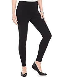 Kamaira Ankle Length Leggings Black