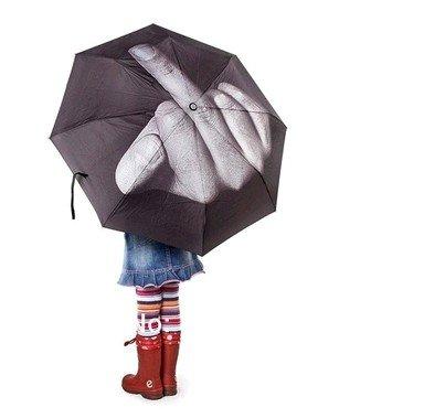 Middle Finger Umbrella Up Yours Umbrella / Umbrella ella ella