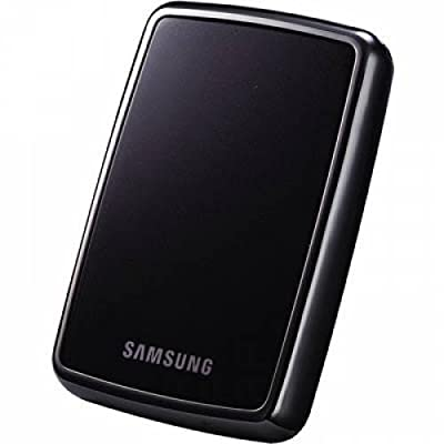 Samsung S2 - 1TB USB-Powered 2.5 Portable Hard Drive -Midnight Black by Samsung