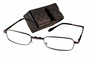 Calabria Folding Reading Glasses +1.25 power