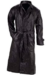 Genuine leather Trench Coat - Style GFTRM