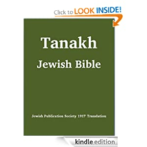 The Jewish Bible Tanakh The Holy Scriptures The New .html ...