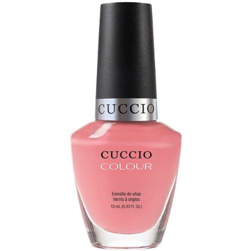 Cuccio Color Nail Polish, Turkish Delight, .43 Ounce