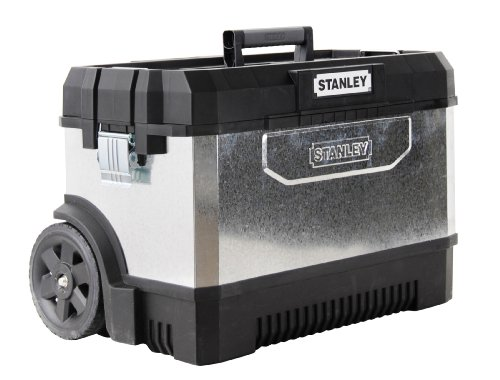 195828 26-inch Galvanised Rolling Toolchest Sta195828 By Stanley