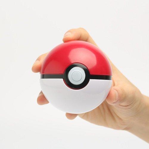 Katara - 1 Poké Ball di Colore Casuale - Catturali Tutti! Pokemon Sfera Pokeball del Diametro Di 6,5 Cm [colori asortiti]