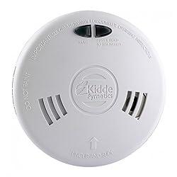 SMOKE ALARM AC MAINS OPTICAL SLICK 10YR 2SFWR By KIDDE from Kidde
