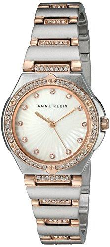 anne-klein-femme-ak-bracelet-en-alliage-de-montre-a-quartz-avec-cadran-blanc-affichage-analogique-et
