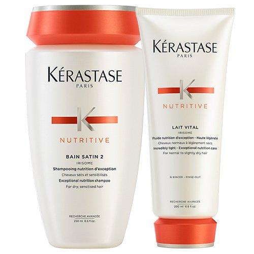 kerastase-bain-satin-2-lait-vital-shampoo-conditioner-duo