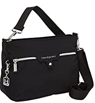 Hedgren Burke Shoulder Bag, Women's, One Size (Black)
