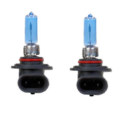 02 03 04 Isuzu Axiom S/Xs 2Pc 12V 100W 9005/Hb3 Xenon Gas Super White High Beam Light Bulbs 5000K 1Pair