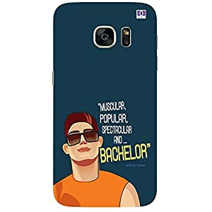 Bachelor - Mobile Back Case Cover For Samsung Galaxy Note 7