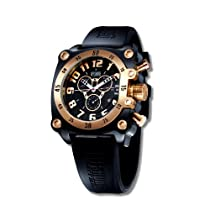 Offshore Limited Z Drive Black-Rose Chronograph Watch