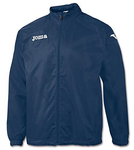 Joma Londres Giacca Anorak Bambino, Navy Blue (Marino), 10