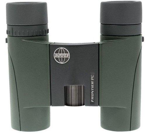 Hawke Sport Optics Frontier Pc Compact 10X25 Green Binoculars Ha3893